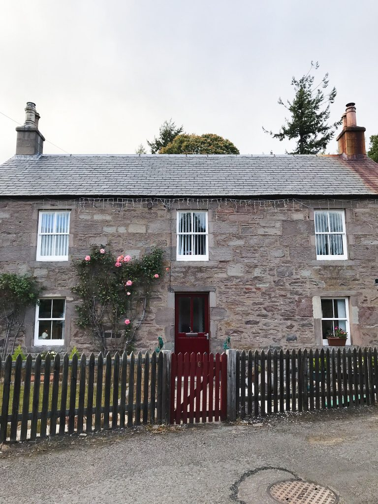 Country home in Glamis, Scotland