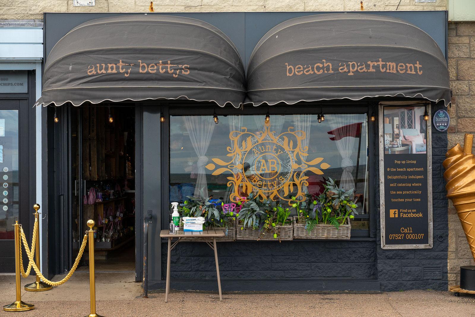Aunty Betty's