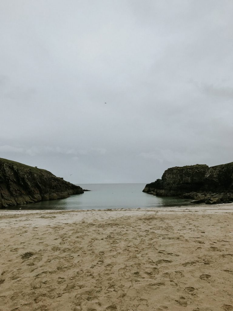Beach at Butt of Lewis