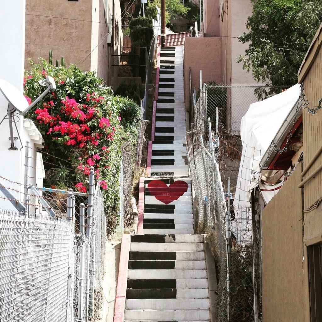 Instagram Steps in Los Angeles