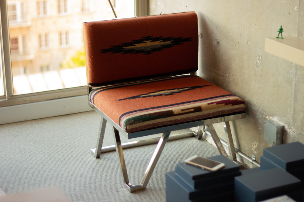 Seat at the Line Hotel
