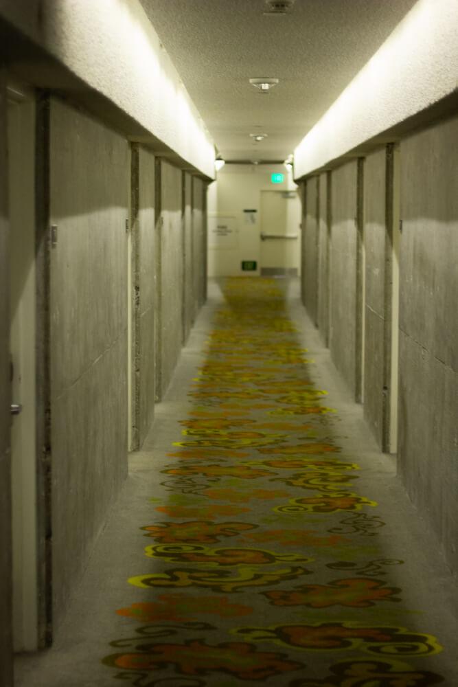 Hallways at The Line