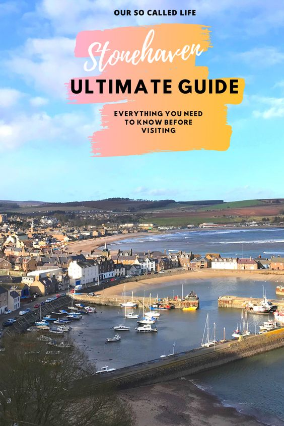 Things to do in Stonehaven
