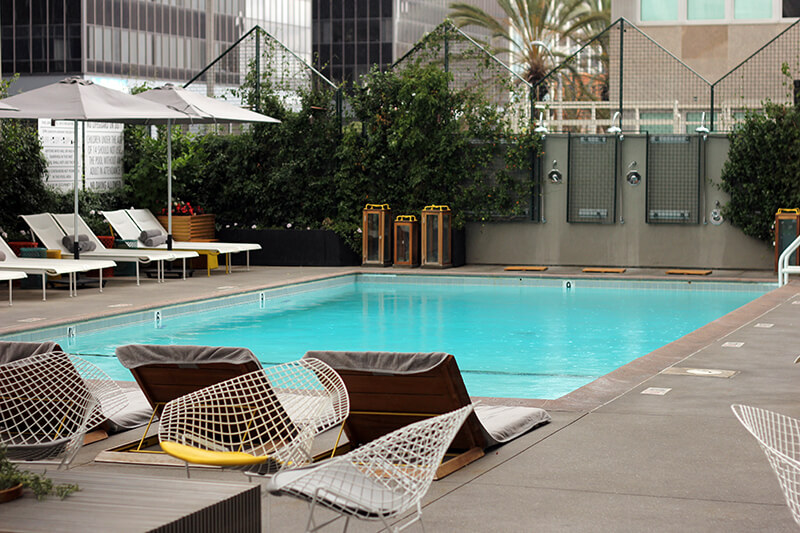 Swimming Pool at The Line hotel