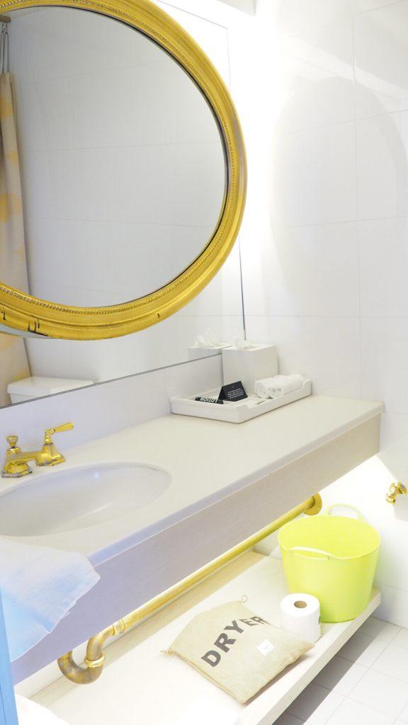 The Line Hotel Bathroom