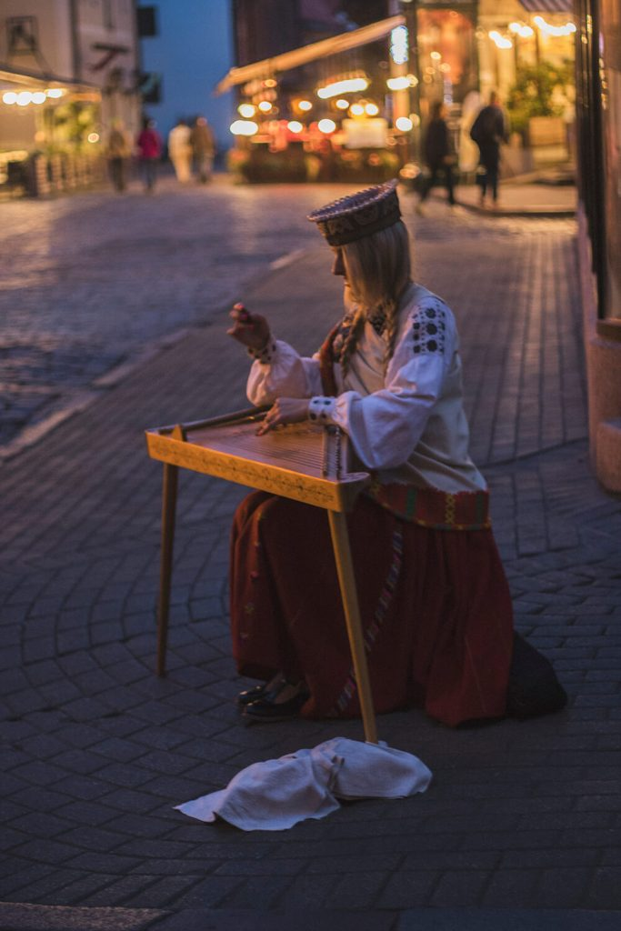 Traditional Riga Dress