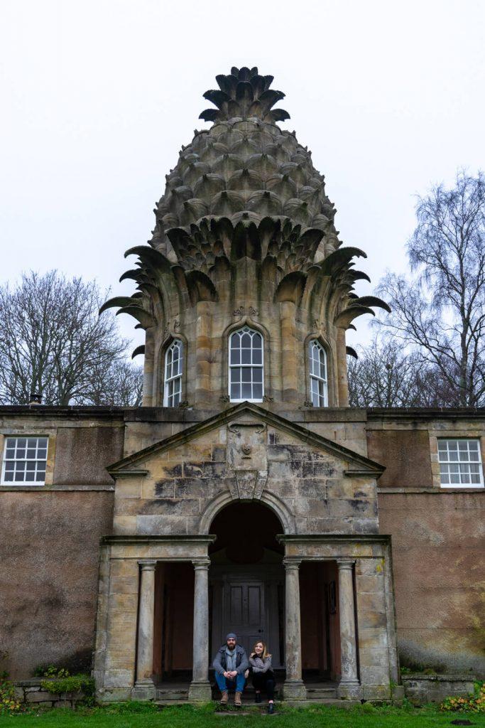 Unusual buildings in Scotland