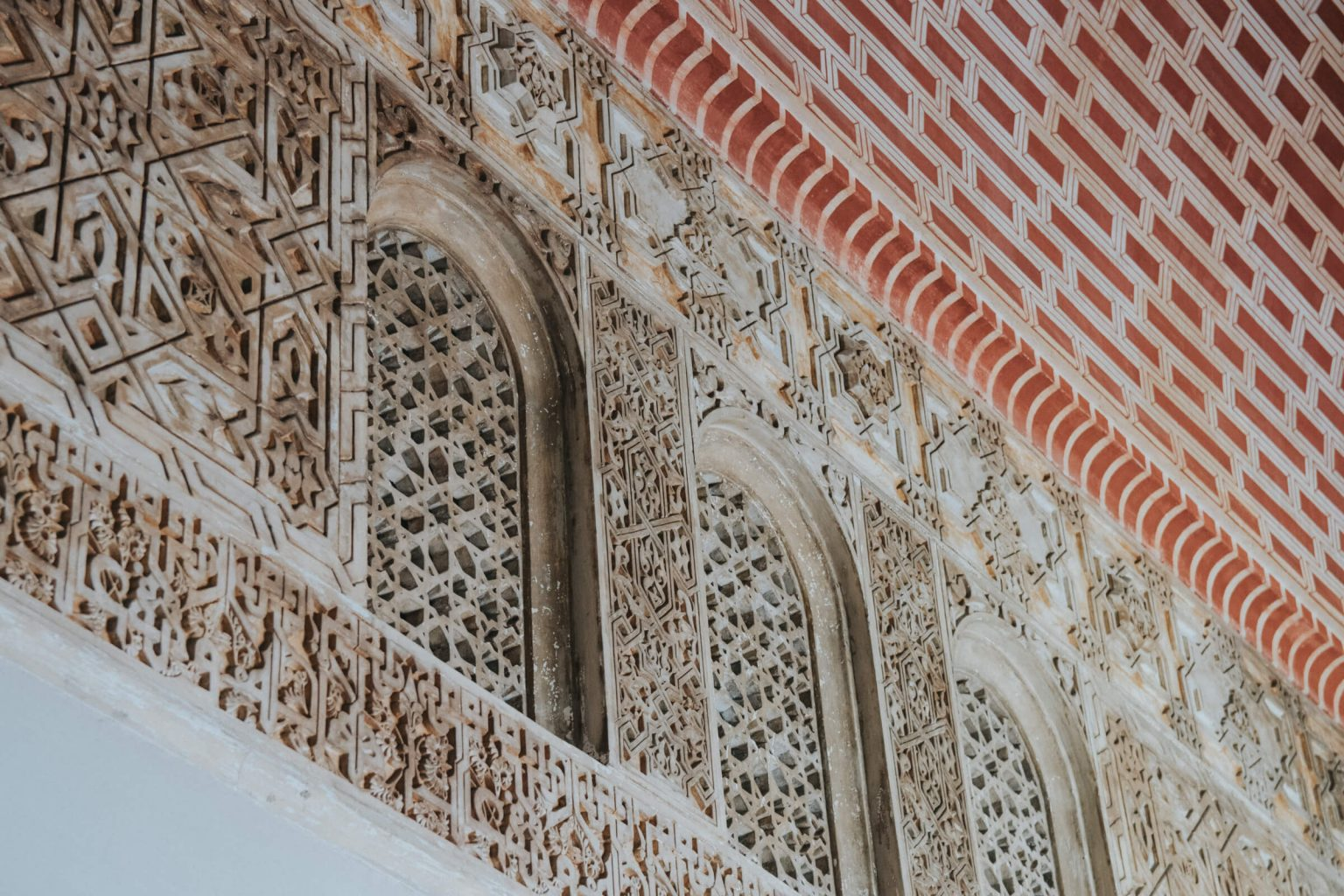 Alcazaba Detailing