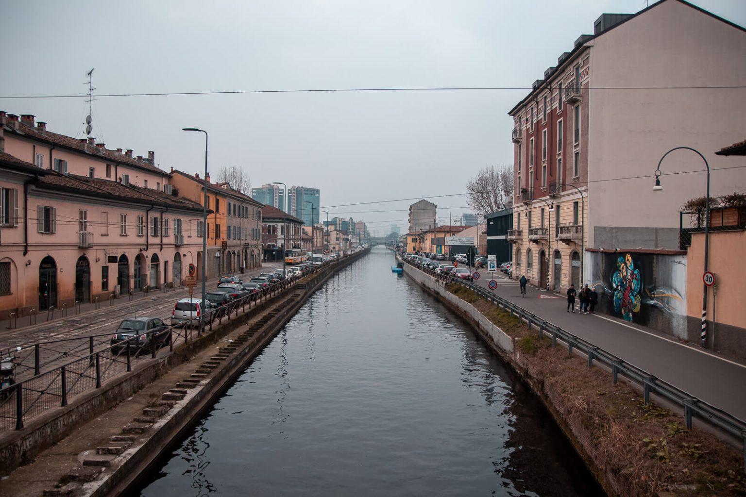 Navigli District