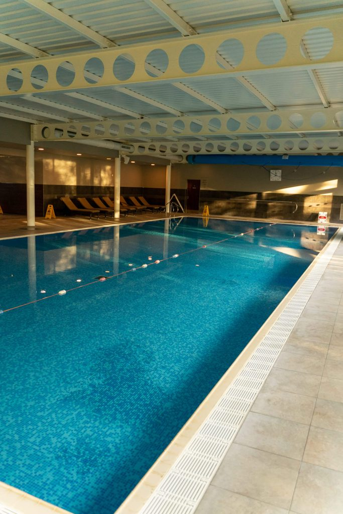 Macdonald Inchyra swimming pool