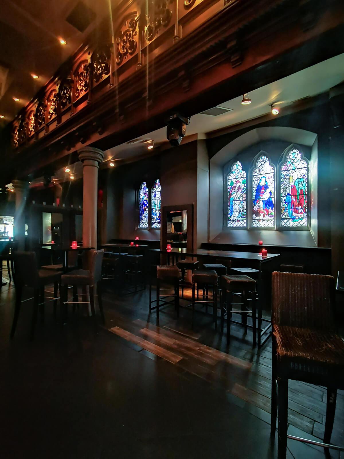 Soul Bar Interior