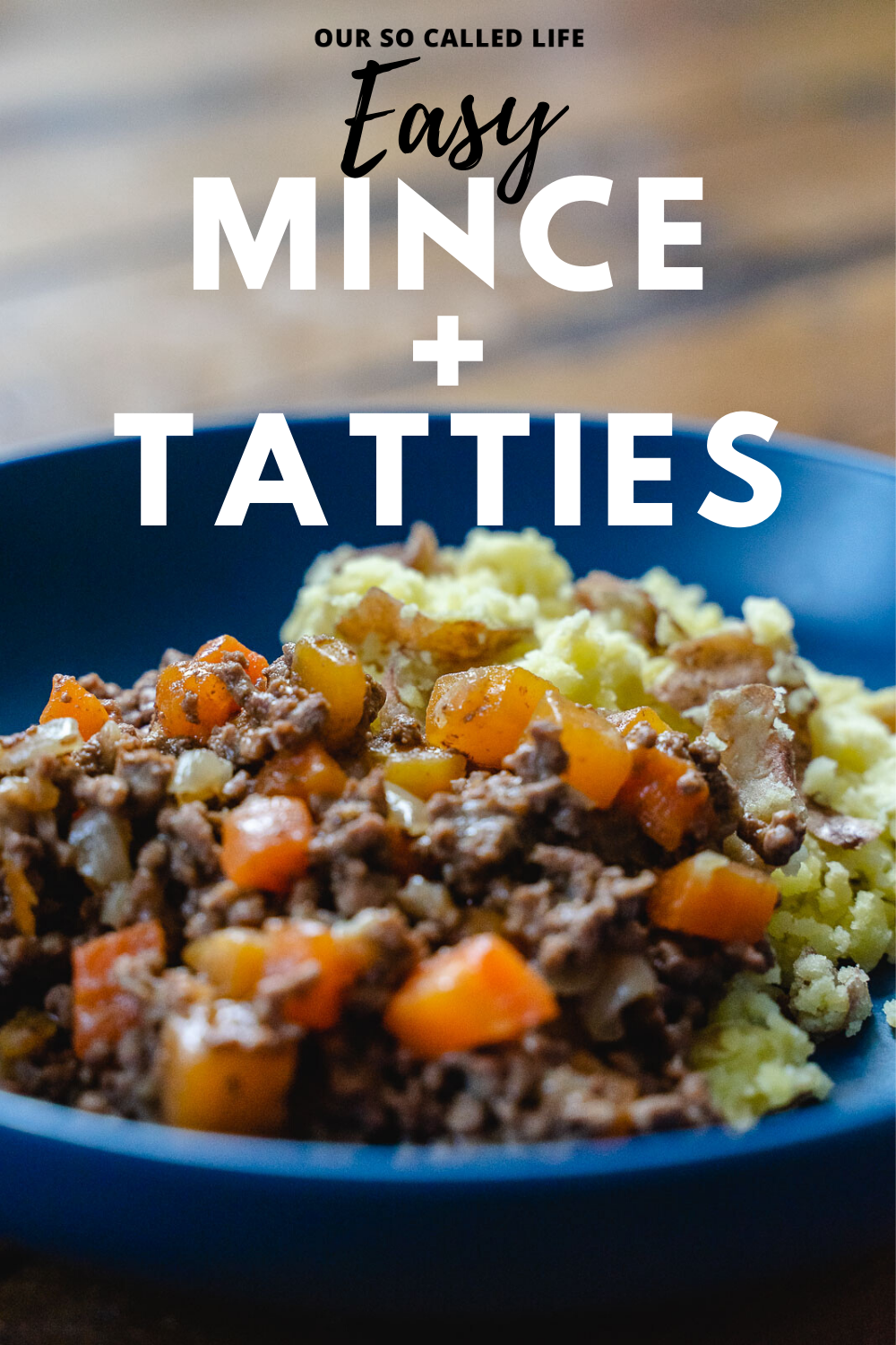 Easy Mince and Tatties Recipe