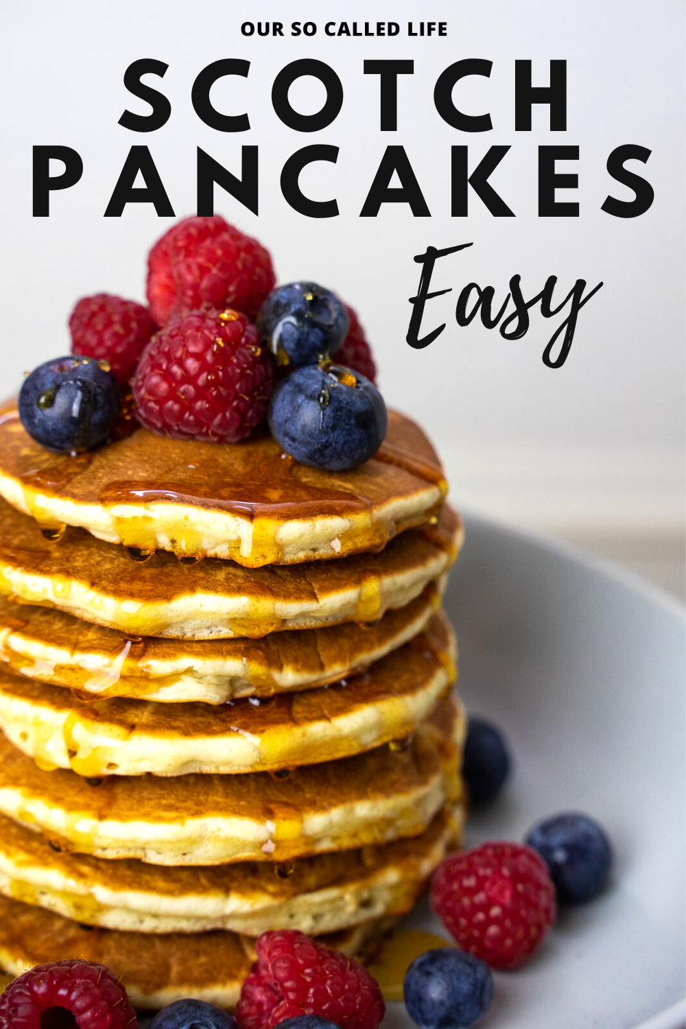Scotch Pancakes Recipe
