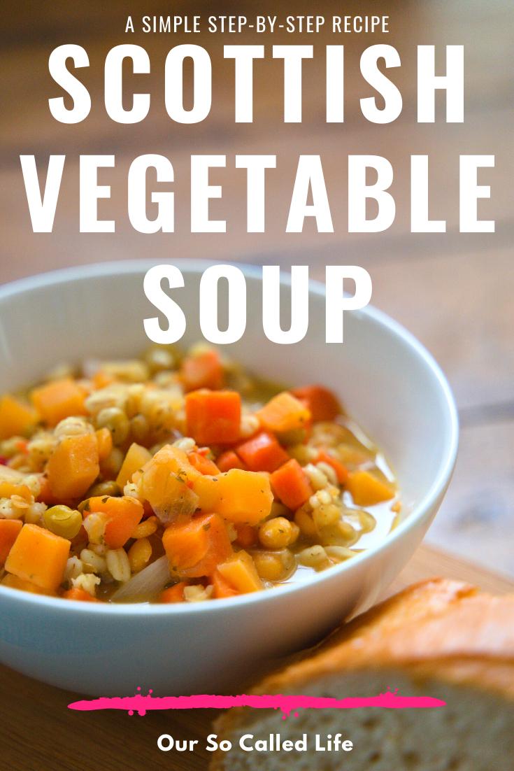 Scottish Vegetable Soup