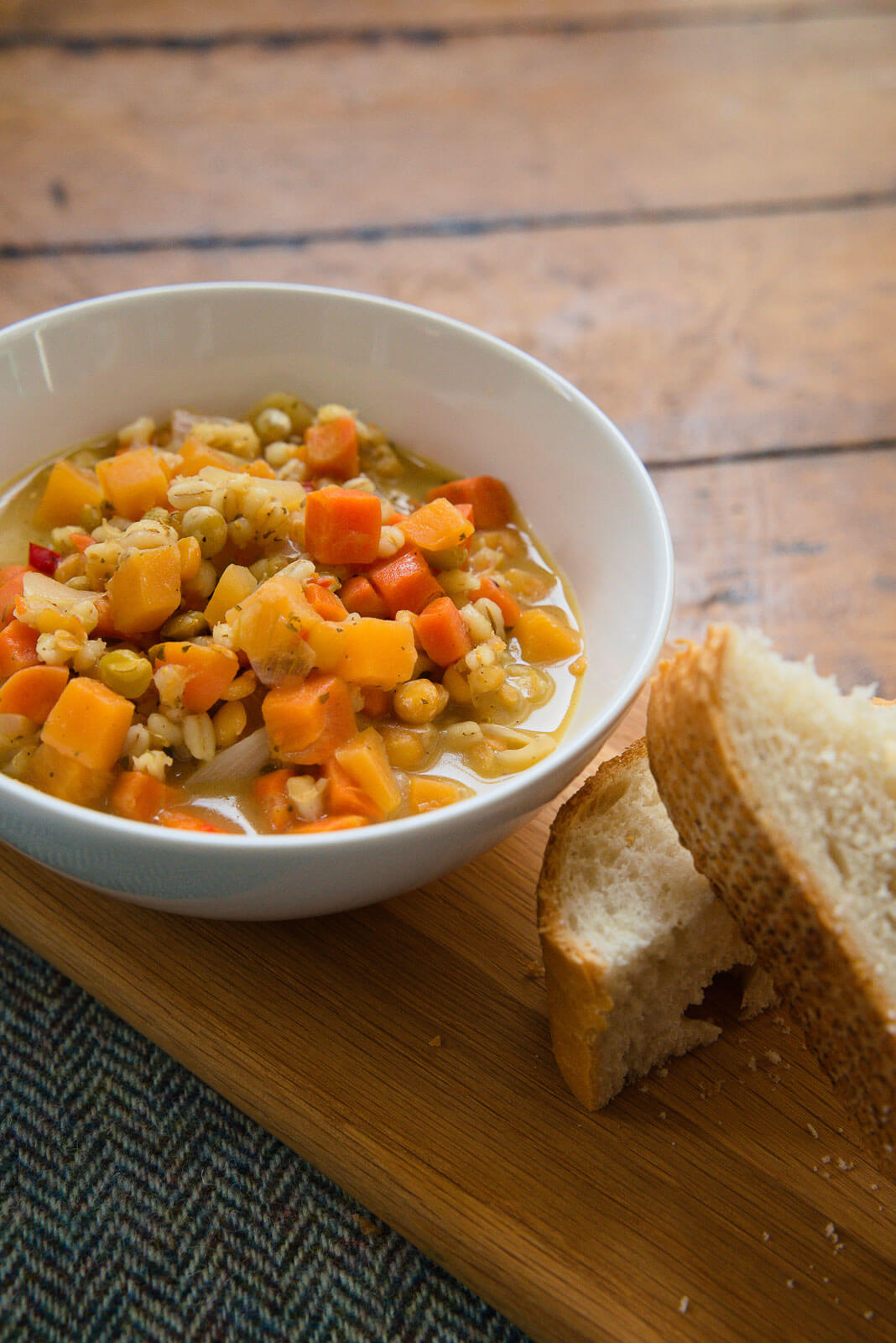 Vegetable Scotch Broth Recipe
