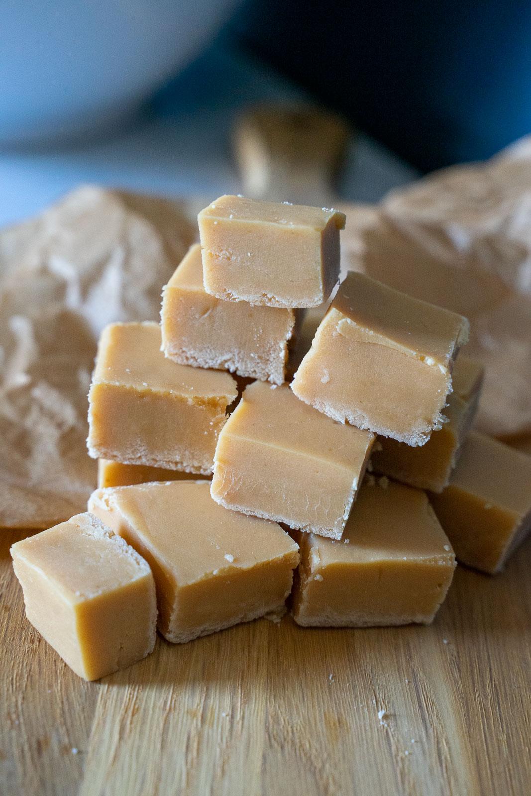 Vanilla Fudge Recipe