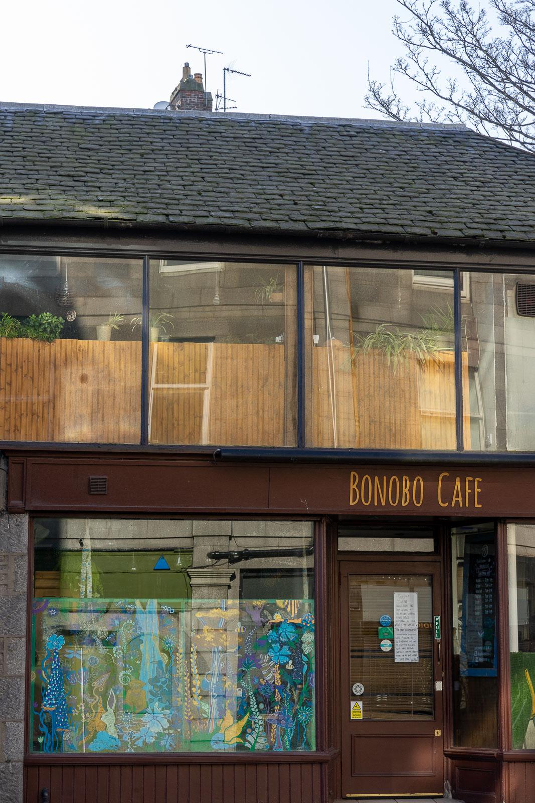 Bonobo Cafe