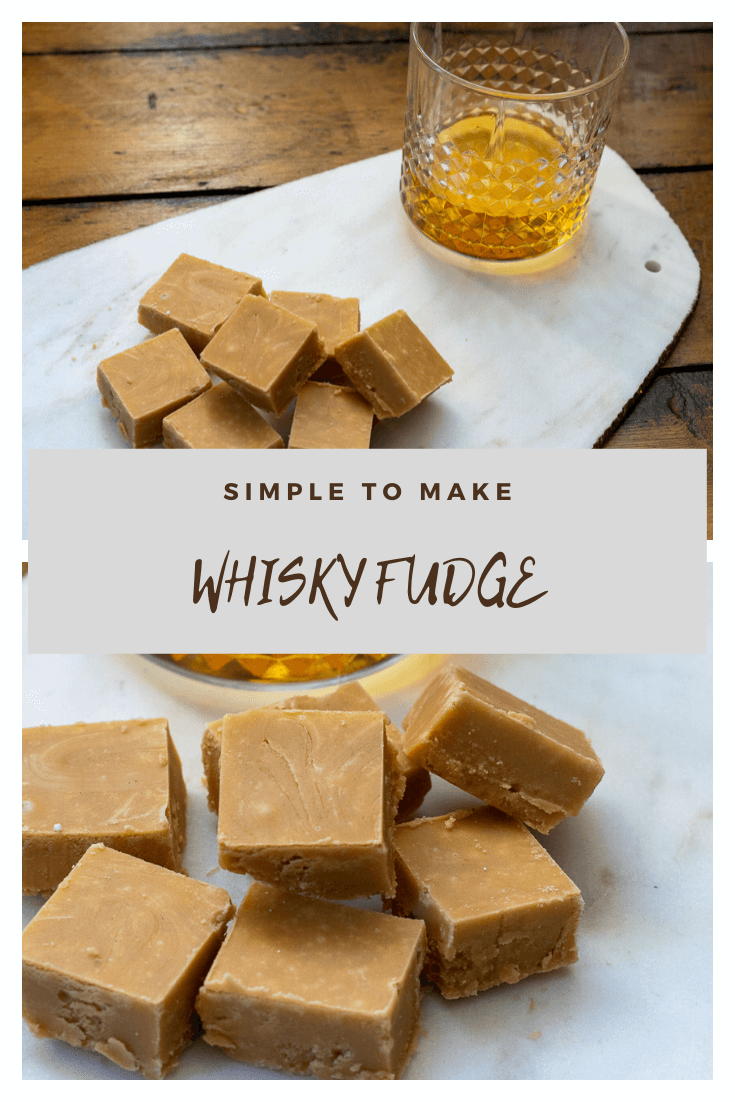 Whisky Fudge Recipe