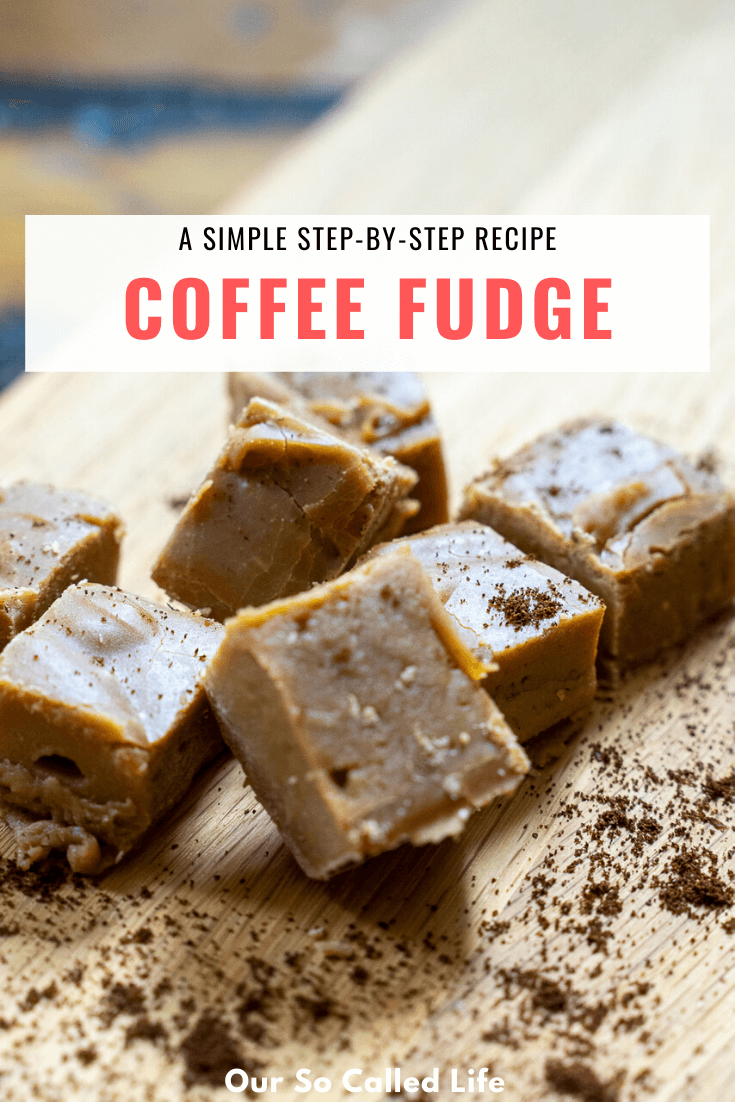 Coffee Fudge Recipe