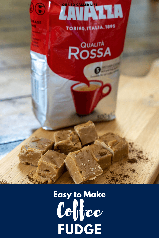 Coffee Fudge Recipe