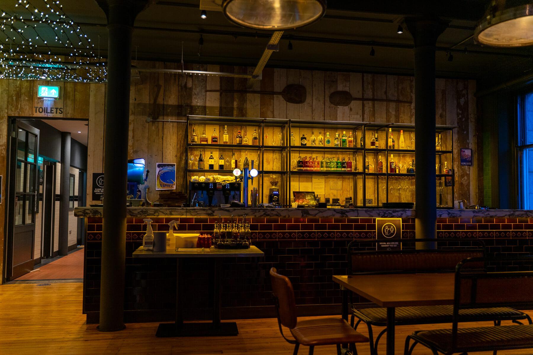 Bar at Macs