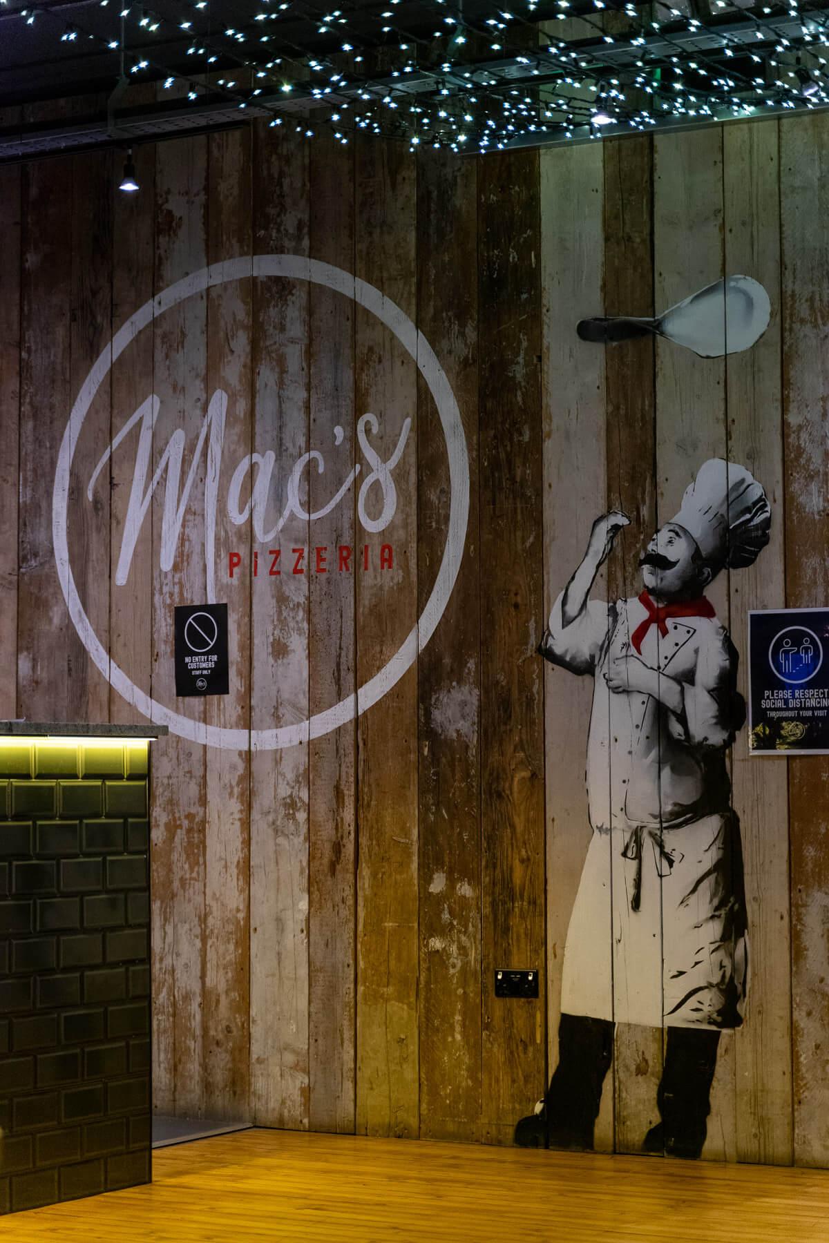 Macs Pizzeria