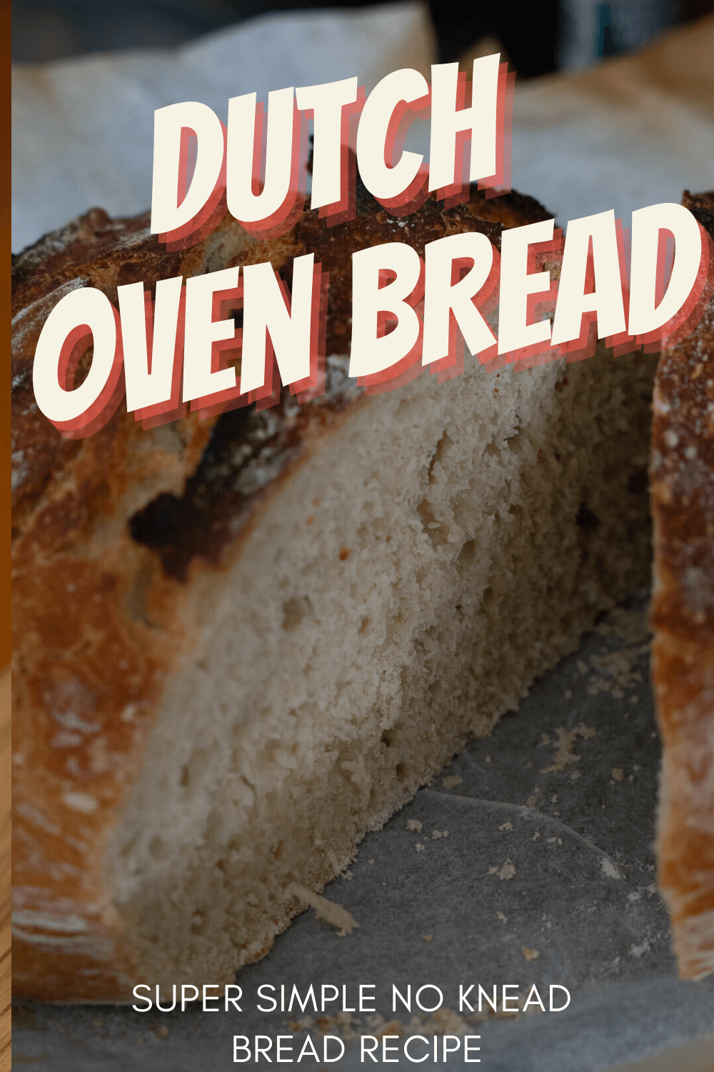 NO KNEAD BREAD RECIPE