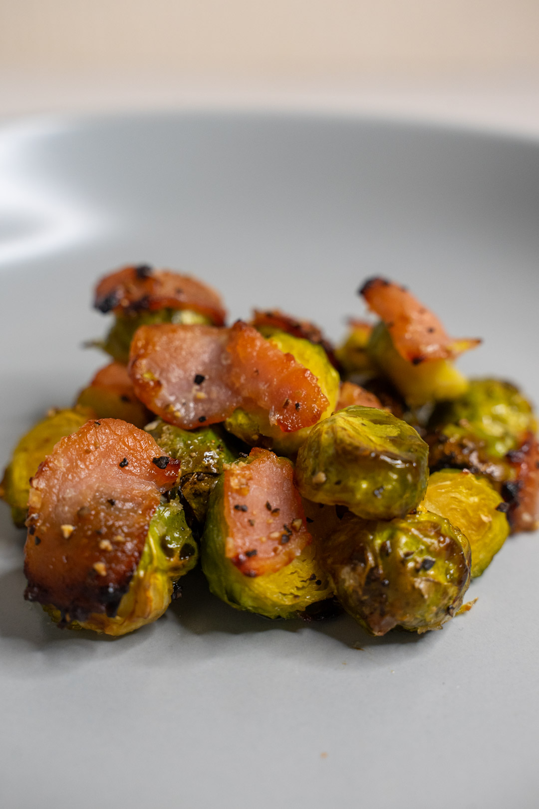 Maple and Bacon Brussels Sprouts Recipe