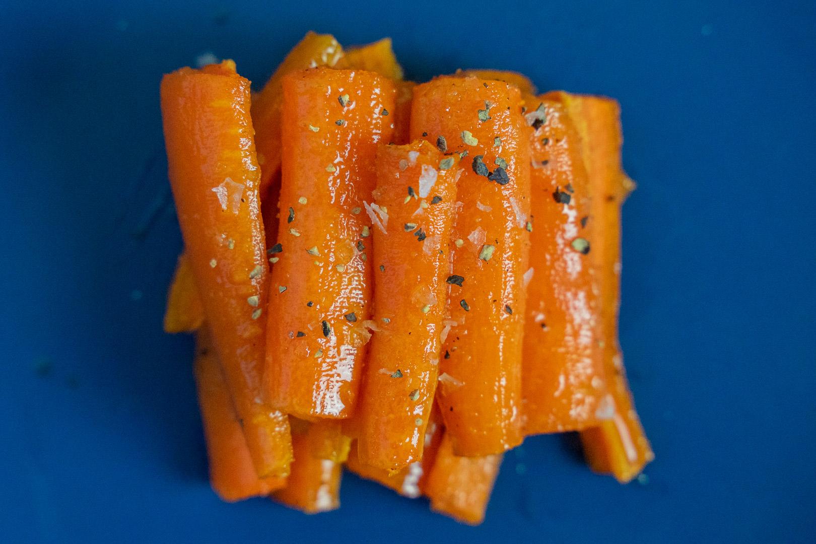 Honey Roasted Carrot Recipe