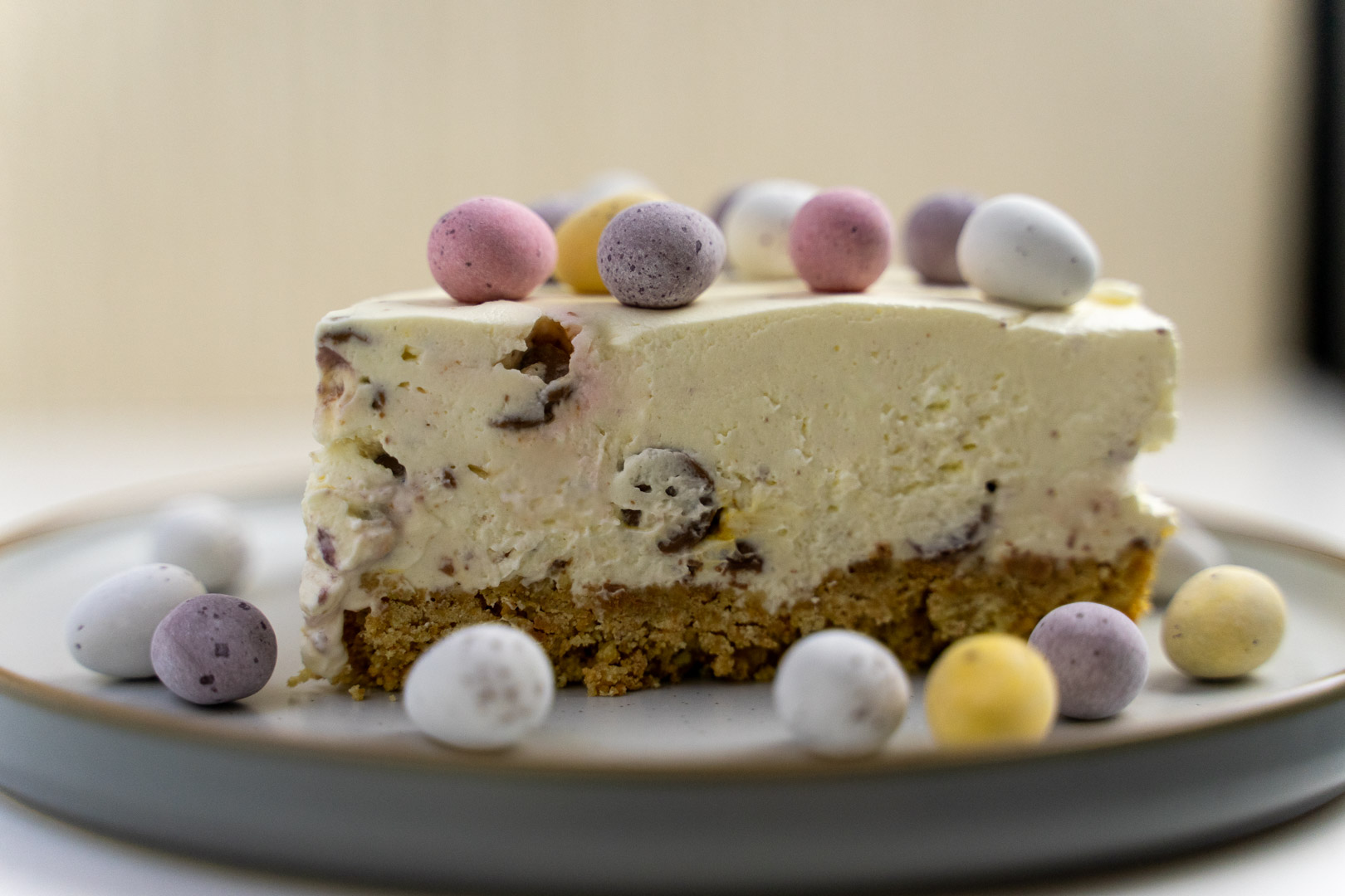 Mini Egg Cheesecake Recipe