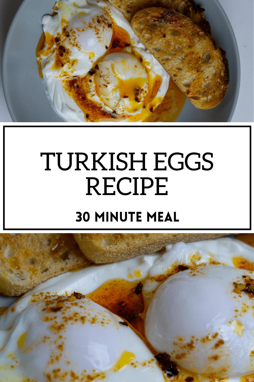 Turkish Eggs Recipe