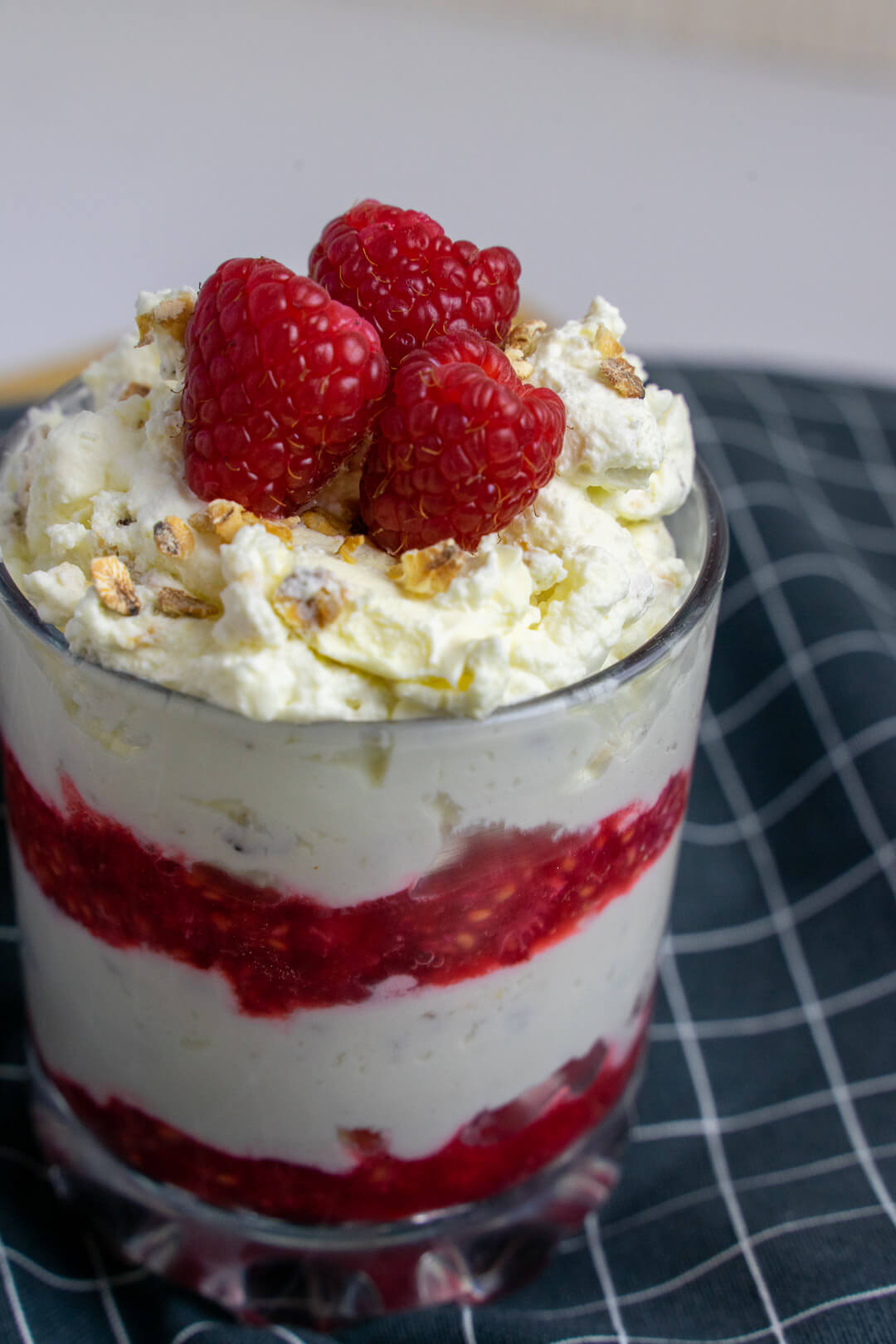 Scottish Cranachan Recipe