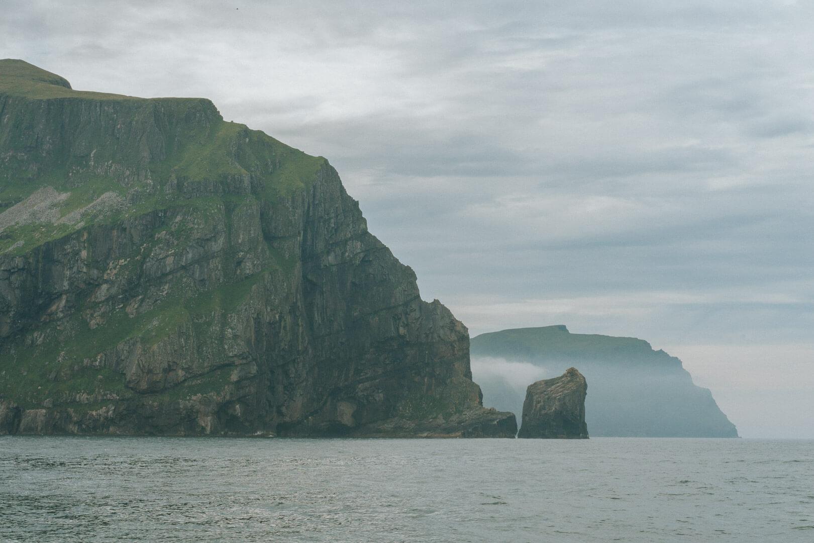 St Kilda from afar