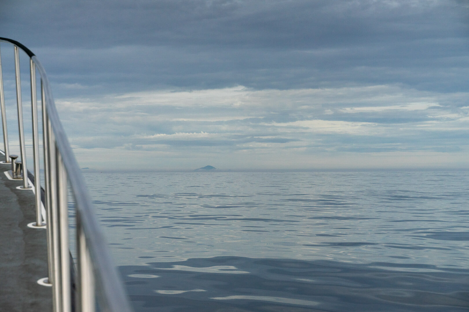 St Kilda in the distance