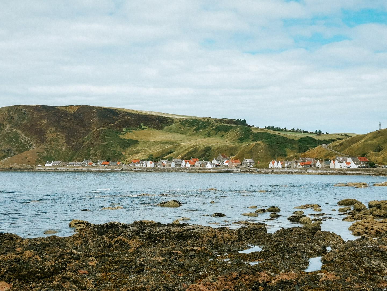 Crovie in Aberdeenshire